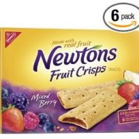 Newtons Fruit Crisps Snacks Mixed Berry 8-Count Boxes (Pack of 6) for $13.35 Shipped!