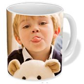Custom Photo Mugs: Only $4.00 Each + 40 FREE Prints + FREE Mug with Orders Over $15!