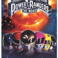 Mighty Morphin Power Rangers: The Movie for $4.99 Shipped