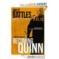 FREE Kindle Book: Becoming Quinn (A Jonathan Quinn Novel)