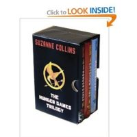 The Hunger Games Trilogy Boxed Set [Hardcover] for $29.99 shipped