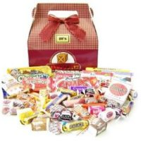 Candy Crate 1940's Retro Candy Gift Box for $12.64 Shipped