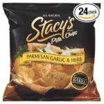 Stacy's Pita Chips Parmesan Garlic & Herb 1.5-Ounce Bag (Pack of 24) for $10.15 Shipped