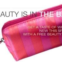 Target | FREE Beauty Bag
