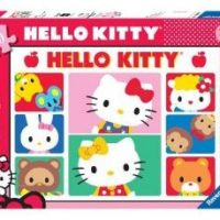 Hello Kitty: Friends 300 Piece Puzzle for $7.99 shipped