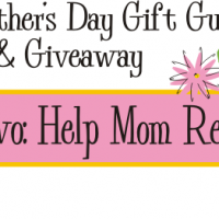 Mother's Day Gift Guide Giveaway #2 – Help Mom Relax