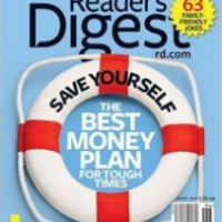 Reader's Digest Magazine Subsciption Only $3.99/Year