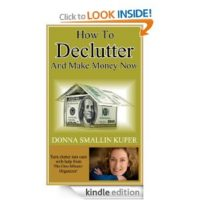 FREE Kindle Book: How to De-clutter and Make Money Now