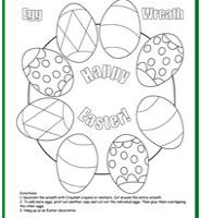 For the Kids | Free Crayola Printable Easter Coloring Pages and More!