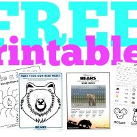 FREE Printable: Color Books, Activity Sheets and MORE!