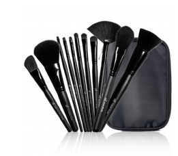 E.L.F. Cosmetics: 11-Piece Brush Set for $3.00 with Purchase + 7% Cash back
