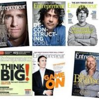 Entrepreneur Magazine: $4.50 per Year!