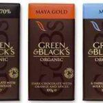 Green & Black's Organic Chocolate Printable Coupon
