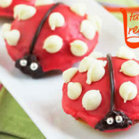 Lady Bug Treats