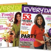 *HOT* Everyday with Rachael Ray Magazine: $4.50 per Year!