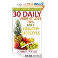 FREE Kindle Book: 30 Daily Weight Loss Tips for a Healthy Lifestyle