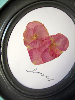 Heart Rose Picture