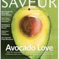 Saveur Magazine Only $4.99 per Year!