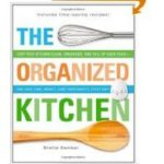 FREE Kindle Book: The Organized Kitchen