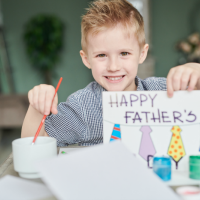 FREE Printable Father's Day Banner