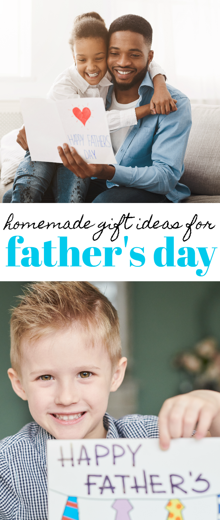 Father's Day gift ideas and free printable banner