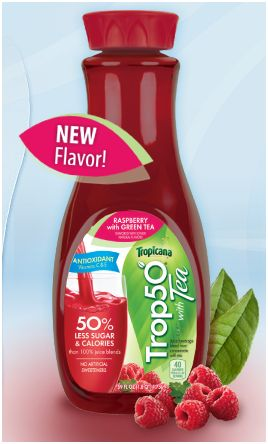 Winner, Winner, WINesday #4: Trop50 Juice with Tea Product Review and Giveaway!