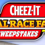 Cheez-it Real Race Fans Sweepstakes