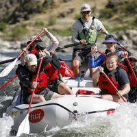 Hells Canyon Raft: Idaho Whitewater Rafting Experience