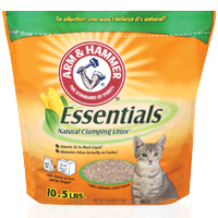 Rebate: Buy One Arm & Hammer Essentials Cat Litter, Get One Free