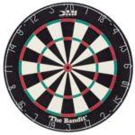 DMI Bandit Staple-free Bristle Dartboard for $43.18 Shipped