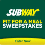 The Fit for a Meal Sweepstakes
