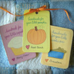 FREE Printable Baby Shower Gift Tags