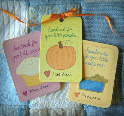 Head Over And Download These FREE Printable Baby Shower Gift Tags!