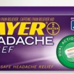 Bayer Headache Relief Printable Coupon