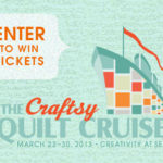 Craftsy Quilt Cruise Giveaway