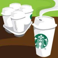 Starbucks Runner Reward: Buy 4, Get 1 Free