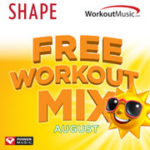FREEbie Alert   Free Shape Workout Mix