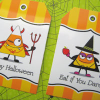 FREE Printable Treat Tags