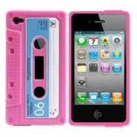 Cassette iPhone Case for $0.98 Shipped