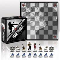 Elvis Chess Set for $15 Shipped
