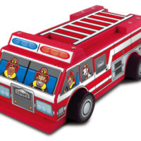 FREE Fire Truck Workshop for Kids this Weekend…