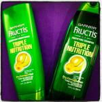 FREEbie Alert | Free Garnier Fructis Triple Nutrition Shampoo & Conditioner Sample