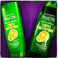 FREEbie Alert | Free Garnier Fructis Triple Nutrition Shampoo & Conditioner Sample