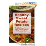FREE Kindle Book: Healthy Sweet Potato Recipes
