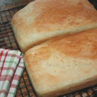 Homemade Easy Bread