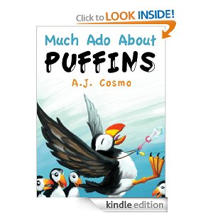 FREE Kindle Book: Much Ado About Puffins