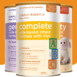 FREEbie Alert | FREE Simply Right™ Baby Care Infant Formula Sample