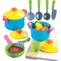 Small World Living Toys Young Chef Cookware Set for $12.50 Shipped