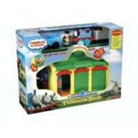 Thomas the Train: Tidmouth Sheds Playset for $20 Shipped