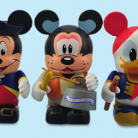 The Disney Store: Vinylmation Madness Sale + FREE shipping + Cash Back!